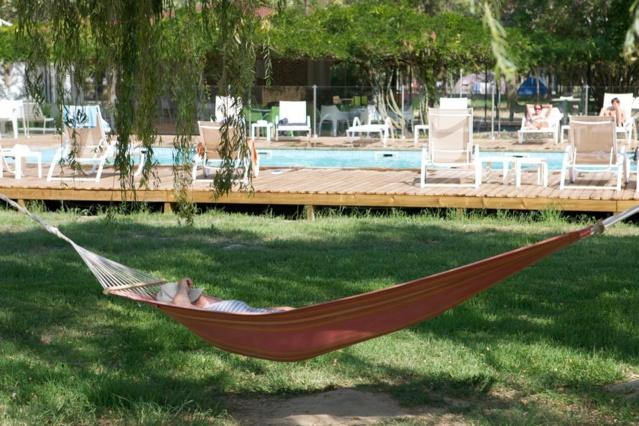 Camping U Casone ** : Oxygène et Espace sont notre luxe !