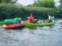 Canal : l'aventure au fil de l'eau