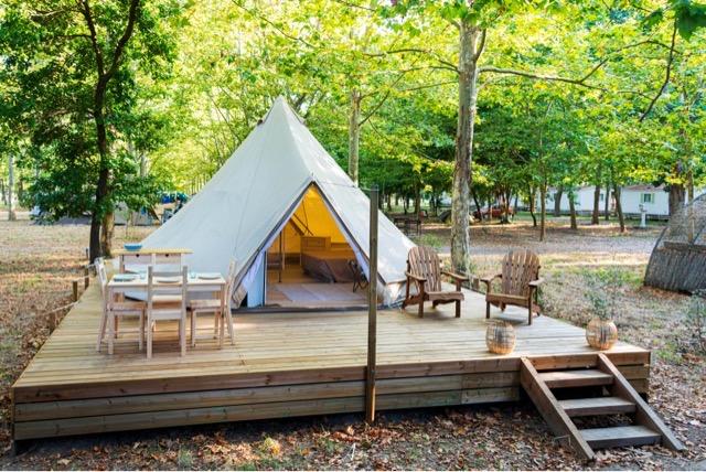 Safari Bell Tent