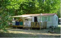 Mobil home  : lorsque camping rime avec grand confort
