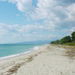 La plage à perte de vue